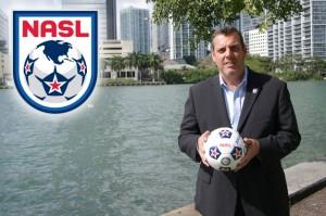 Bill Peterson - NASL Commissioner