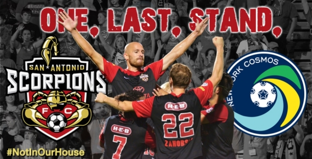 Photo Courtesy Of San Antonio Scorpions