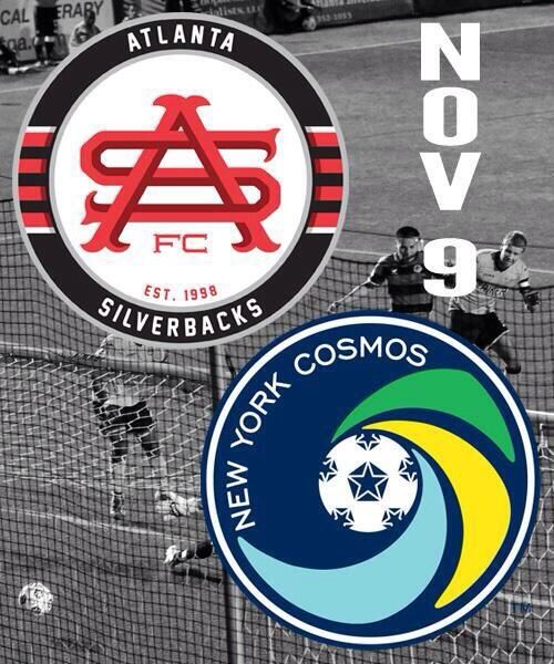Be There To Watch The Cosmos Play In Their First Soccer Bowl In Over 30 Years!