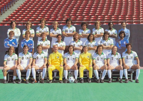 The Cosmos 1978 Team!