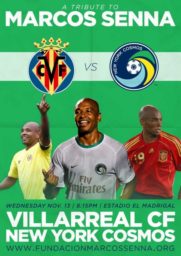 Cosmos To Play Villareal-November 13, 2013 (Photo by NY cosmos)