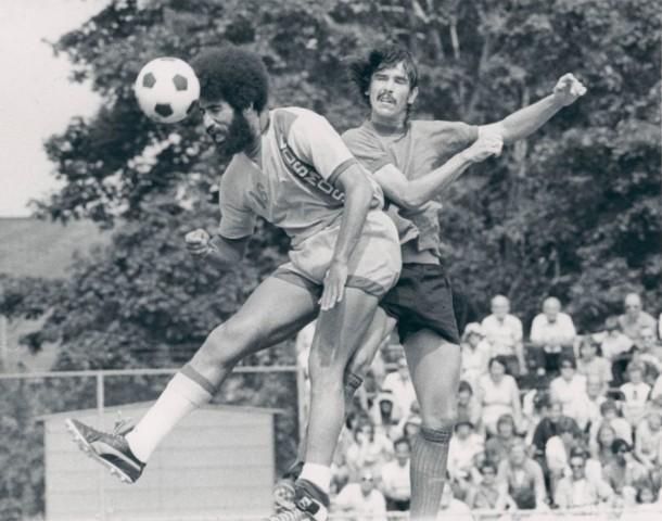 1972 Cosmos Leading Scorer - Randy Horton