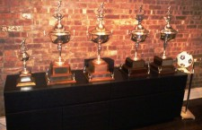 Cosmos Championship Trophies  (photo courtesy of Thisiscosmoscountry)