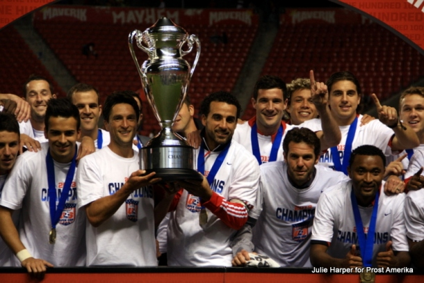 DC United Captured The 2013 US Open Cup - Can The Cosmos Make a Run ion 2014?