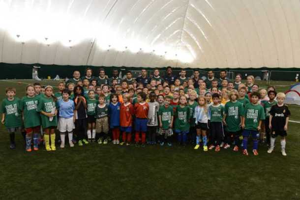 Cosmos Were A Force In The Community in 2013 - Look To Them To Do It Again in 2014!