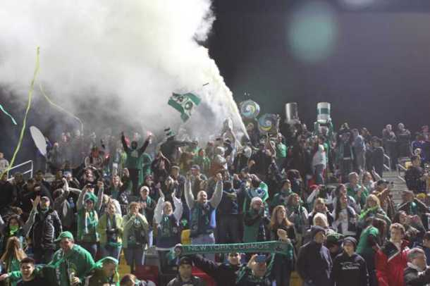 Fans Were A Huge Part Of The Cosmos Success in 2013! Can they pull more?  Photo Credit - NY Cosmos.com