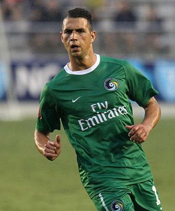 Marosevic is back for the Cosmos in 2014!