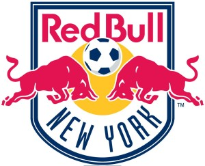 MLS Red Bull Logo
