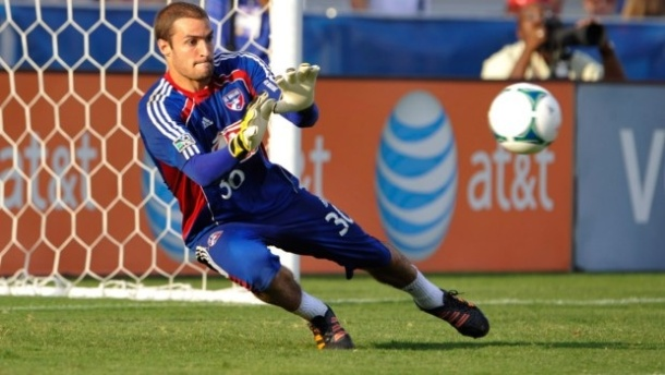 NY Cosmos Sign Kyle Zobeck to add depth at Goalie- photo credit - USA Today