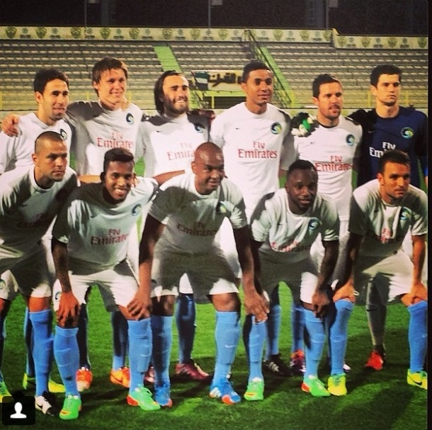 Cosmos starting 11 for their match vs Al Wasi