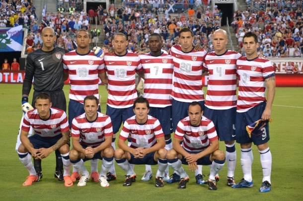 US Mens National Team PLays Ukraine On Wednesday - Come Watch The Match W/ The Cross Island Crew!
