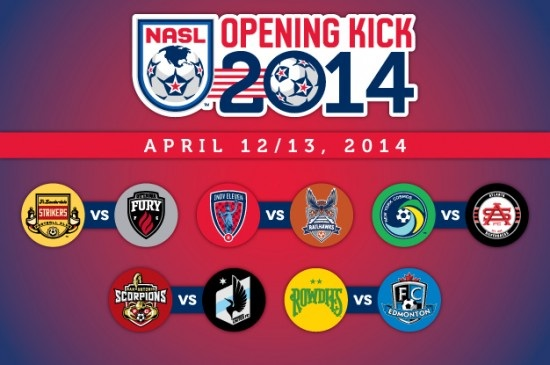 Photo courtesy of the NASL