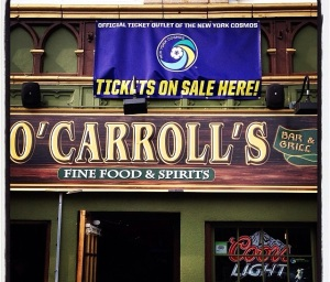 Official After Party At O'Carroll's Recovery Room