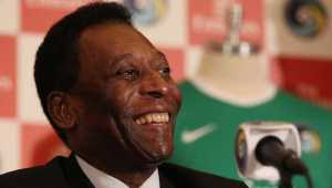 Pele will be at the Cosmos Home Opener!