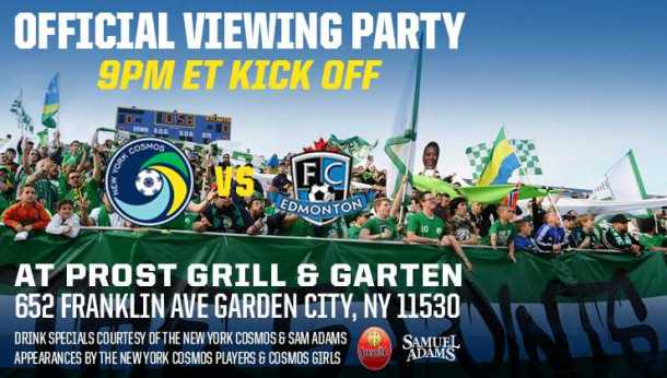 Come on out to this Saturday's Viewing Party!