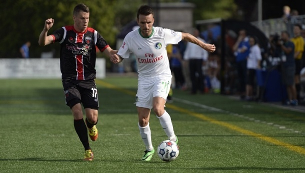 The Cosmos Wrapped Up The Spring Season With a 1-0 Victory Over The Ottawa Fury - photo credit NASL.com