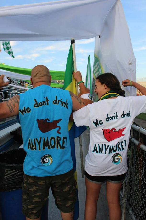 Everyone has Their Opinions In Cosmos Country -  Photo Credit - Eytan Calderon