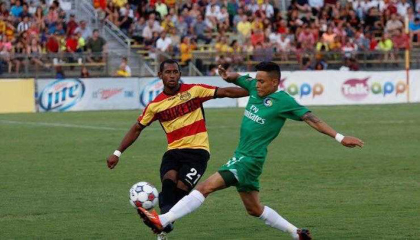 DAvid Diosa Against The Strikers