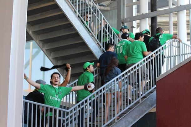 Loud and Green! Photo Credit - Eytan Calderon