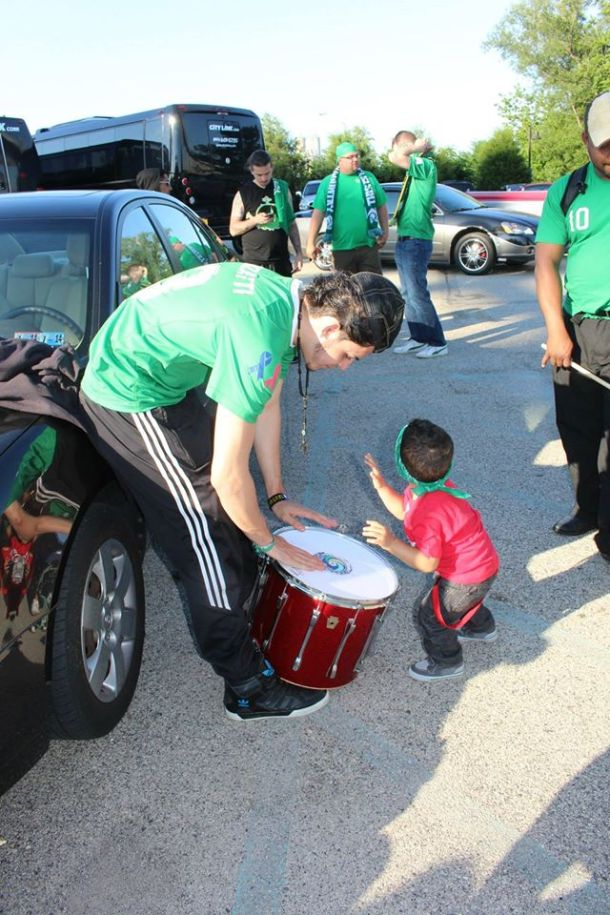 Even The Young Ones Made The Trip! Photo Credit - Eytan Calderon