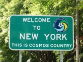 Cosmos Country is reborn - welcome to it. Photo credit - Mario Chicas