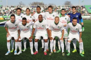 Who will start for the NY Cosmos this week? Photo credit- Eytan Calderon