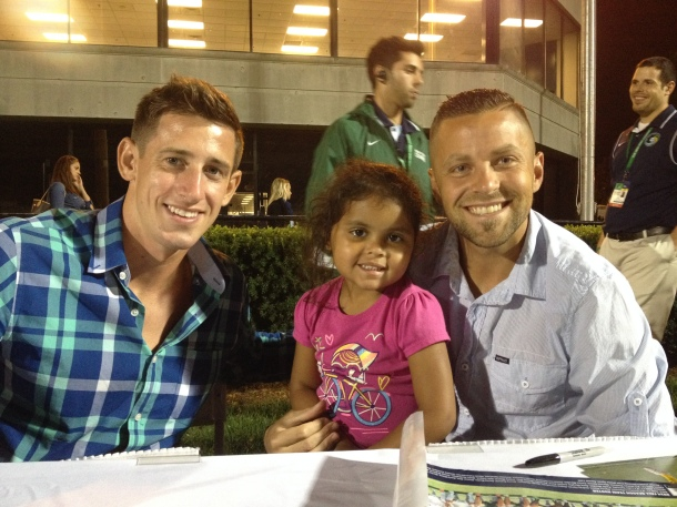 Young and Old, All Fans Were Eager To Meet The Cosmos! Photo Credit - Cesar Trelles