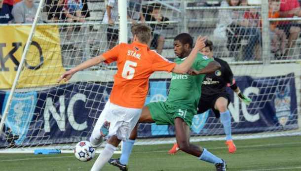 Joseph Nane & The Cosmos WIll Look For That First Win In Carolina