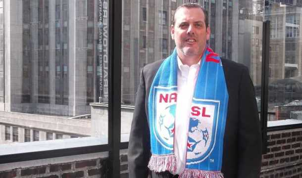 NASL Commissioner Bill Peterson Sits Down To Talk About His League