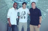 Raul comes to NY to join Senna, Savarese and the Cosmos!