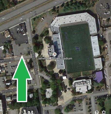 EVery home match is preceded by a festive Five Points Supporters Group tailgate. All fans are encouraged to join - get to know the Five Points! Photo Credit - Pele Head