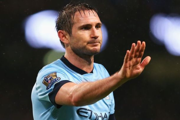 Frank Lampard recently told NYCFC and their fans that they would have to wait for his services.